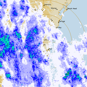 Spectacular Shelf Cloud Western Sydney 24th November 2014