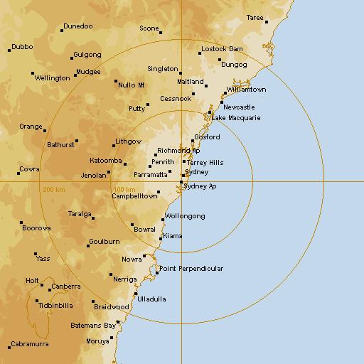 bom radar sydney - photo #6