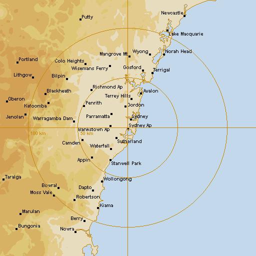 bom radar sydney - photo #12