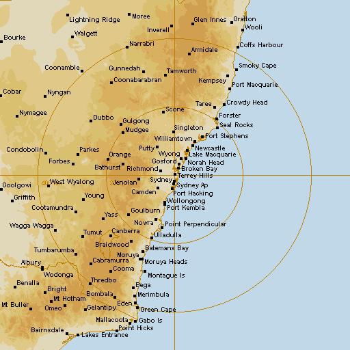 bom radar sydney - photo #16